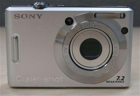 sony cyber shot dsc w35 digital camera full review