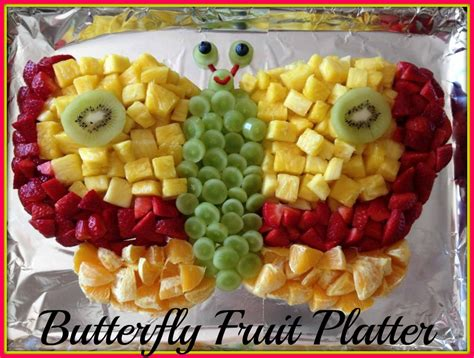 20 cute fruit veggie trays nobiggie