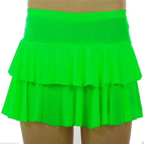 Rara Skirt by Neon Rara Micro Mini Skirt 80 S Fancy Dress Tutu