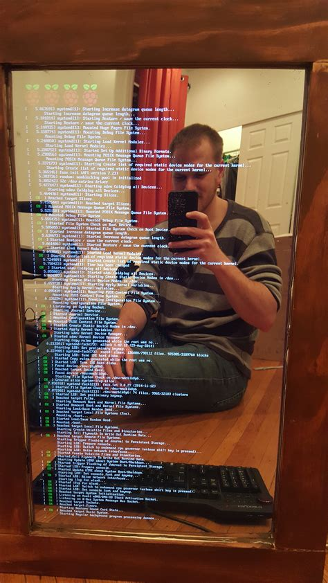 mike the pi s guide on why all should travel more books how to build your own diy smart mirror from a flatscreen