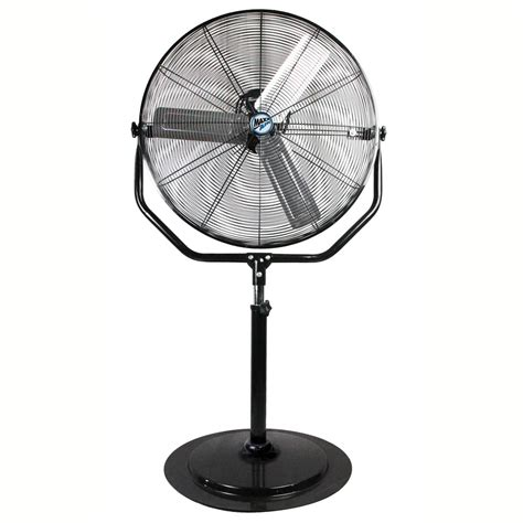 high velocity pedestal fan maxxair high velocity 30 quot yoke pedestal fan