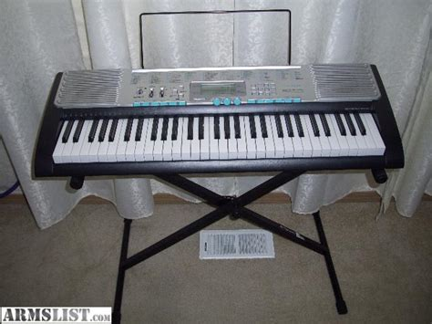 Keyboard Casio Lk 220 armslist for trade casio lk 220 lighted keyboard 61 key with mp3 usb port