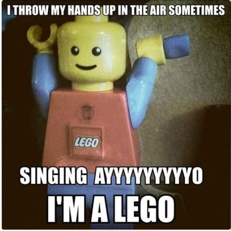 Im Funny Memes - lego meme
