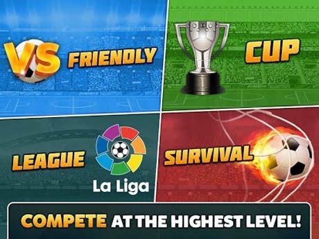 download game head soccer mod revdl head soccer la liga 4 4 0 apk mod money android