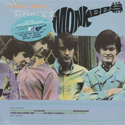 the best of the monkees the monkees lp then now the best of the monkees lp