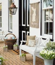 Porch Decor Ideas 30 Cool Easter Porch D 233 Cor Ideas Digsdigs