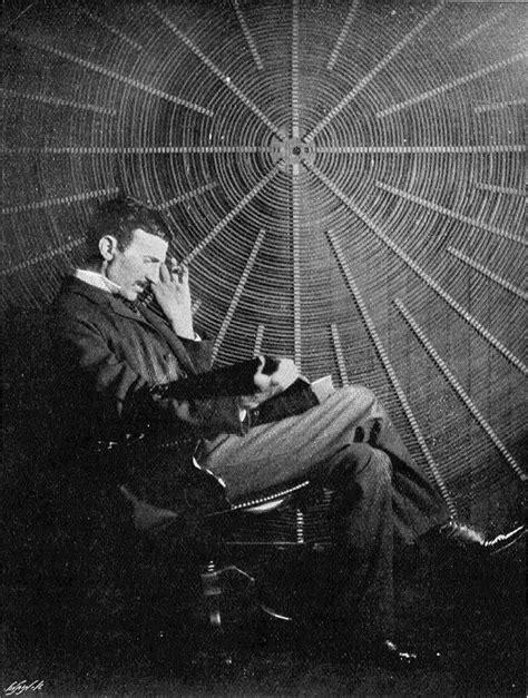 Nikola Tesla Tesla Coil The Rising Tide Nikola Tesla Absolute Genius