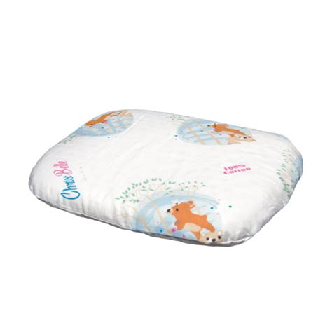 Pillow For Infants by Zeddy Korean Chris Infant Pillow