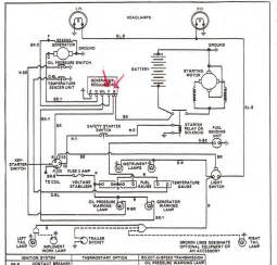 ford 5000 wiring diagram free 5000 ford free wiring diagrams