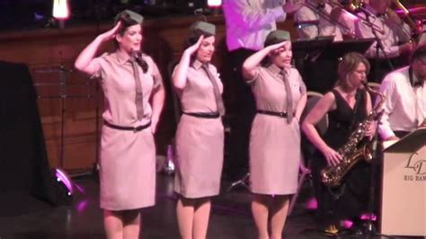 watch swing out sisters boogie woogie bugle boy by the swing sisters youtube