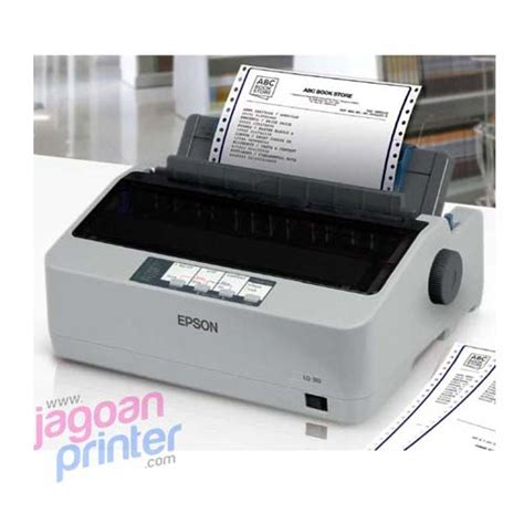 Jual Printer Dot Matrix Bergaransi by Jual Printer Epson Lx 310 Murah Garansi Jagoanprinter