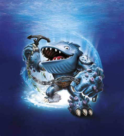 Skylanders Giants Thumpback the whale thumpback free coloring pages