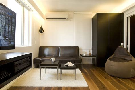 Interior Design In Hong Kong by Chic And Small Apartment Interior Design In Hong Kong