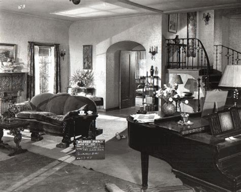 joan crawford house joan crawford mildred pierce sets