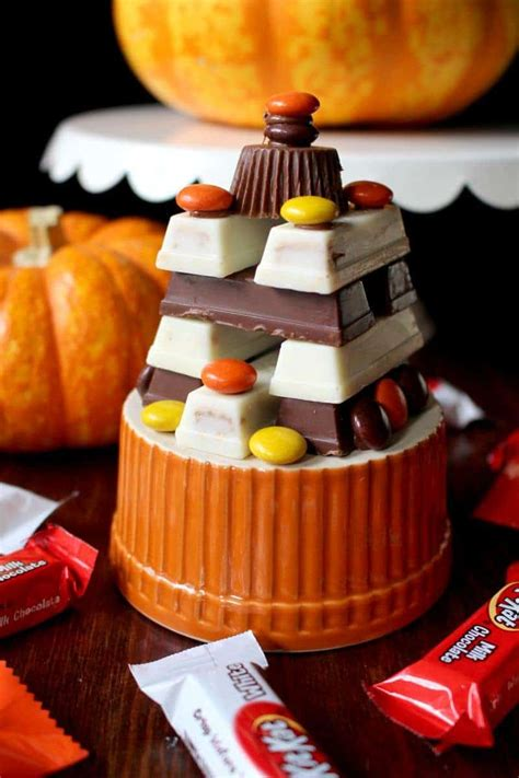 halloween candy ideas    candy castle