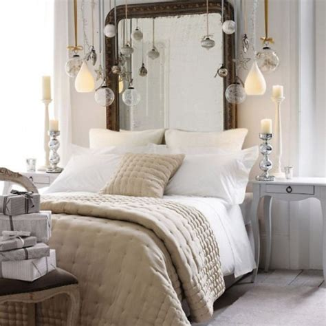 bed decoration the glittery world of silver bedroom ideas