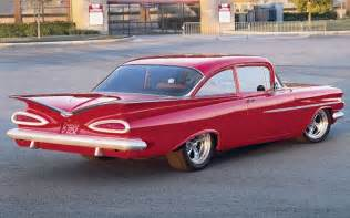 1959 And 1960 Chevrolets 1959 Chevrolet Bel Air Six Related Infomation