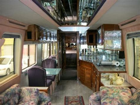 rvs  prevost country coach  sale  owner