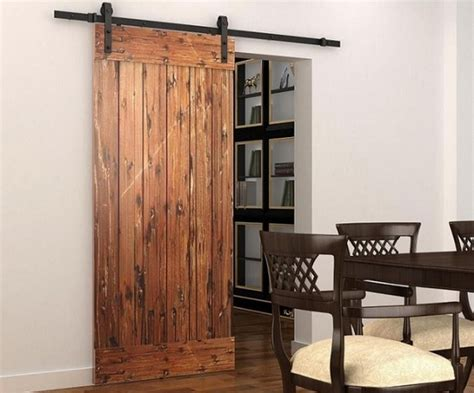 Interior Sliding Door Hardware by Interior Sliding Barn Doors Bring Classic