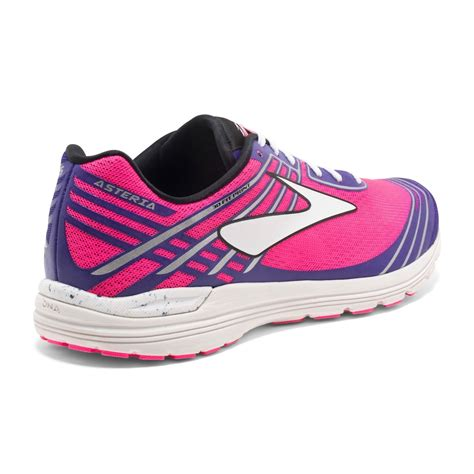 asteria womens racing shoes knockout pink black