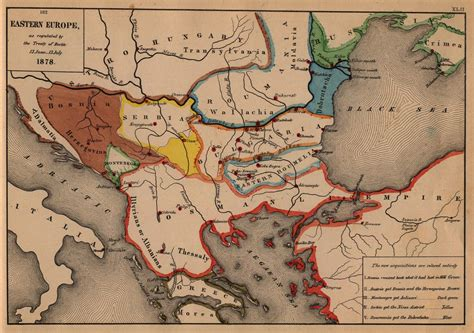 map eastern europe the balkans historical maps perry casta 241 eda map collection ut library