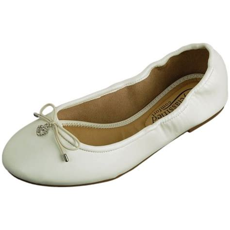 Comfort Womens Dress Shoes by Womens Ballet Flats Slip On Ballerina Slippers Casual