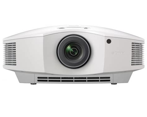 Sony Hw45es Home Hd Sxrd Home Chinema Projector sony vpl hw45es white hd 3d sxrd home cinema projector projectors audiovisual