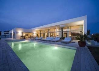 concrete modular villas in mallorca small modern concrete modular villas in mallorca a new concept for