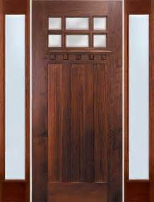 Mission Style Exterior Doors Craftsman Style Front Doors Entry Doors Exterior Doors Homestead Doors