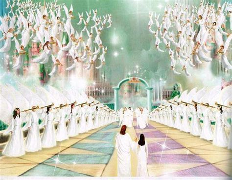 5 Things White And Beautiful 2 by New Jerusalem The Eternal Home Of Raptured And