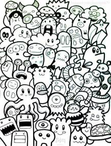 doodle color and draw how to draw doodle design