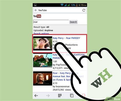 download youtube via web c 243 mo descargar videos de youtube usando el navegador m 243 vil