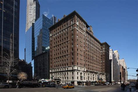 Apartment Nyc Midtown Claridge S At 101 West 55th St In Midtown Sales