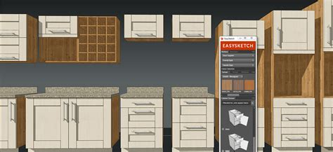 sketchup kitchen design easysketch kitchen design plugin sketchup extension