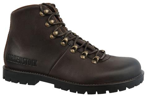 birkenstock boots for birkenstock hancock leather ankle boot for