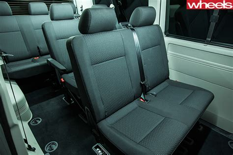 vw transporter 6 interieur 2016 volkswagen t6 transporter review