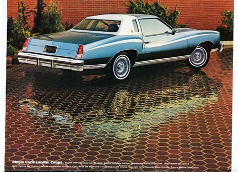 chevrolet monte carlo  classic garage