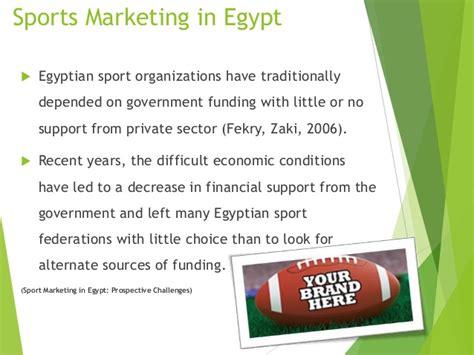 Mba Sports Marketing by Sport Marketing Presentation German In