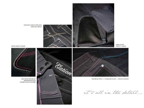 Its All In The Details by Elation Breeches It S All In The Detail