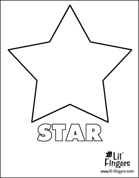 yellow star coloring page coloring pictures of stars