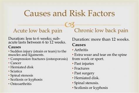 Is Backpain A Common Detox Symptom by What Causes Back Driverlayer Search Engine