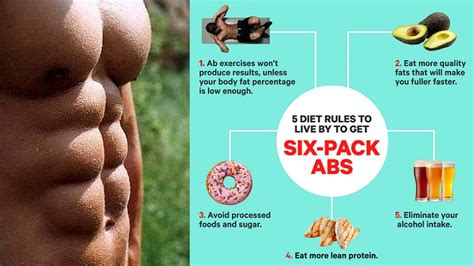 how to make six pack abs naturally learn 5 simple facts