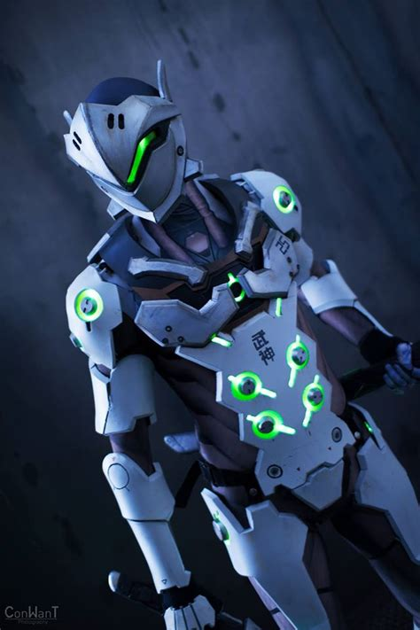 film genji part 1 this overwatch inspired genji cosplay is an incredible