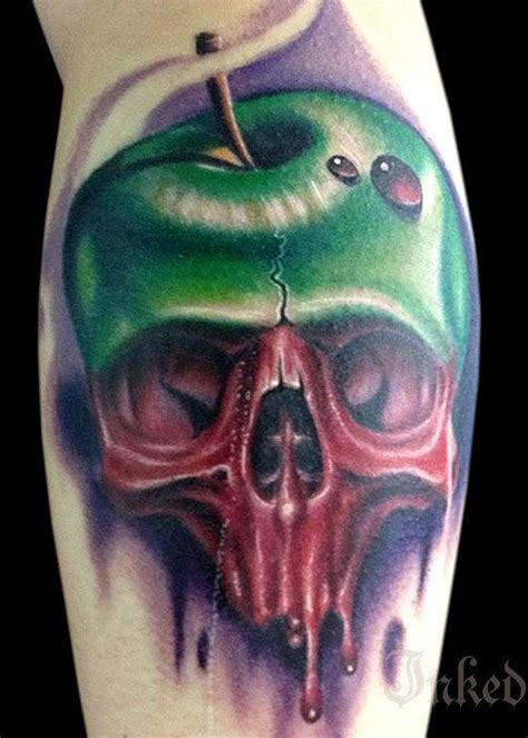 poison apple tattoo poison apple by josh hagan options