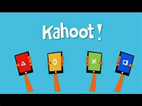 tuto kahoot ! pour quizz youtube
