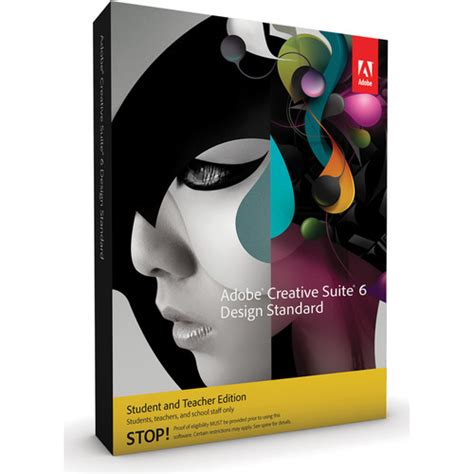 adobe creative suite 6 review new additions and features adobe creative suite 6 design standard for windows