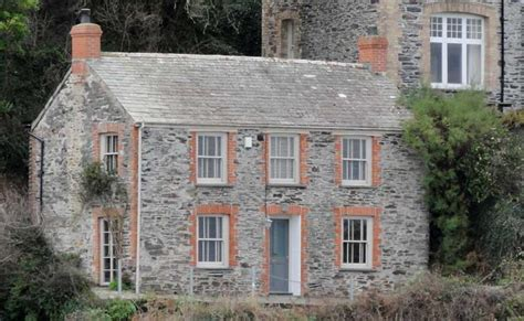 Fern Cottage Port Isaac by Doc Martin Port Isaac Cornwall Walking Tour Map Directions