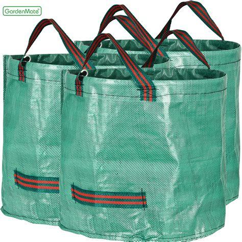 Planterbag 20 Liter Putih ihr gardenmate hersteller shop garden waste bag sack