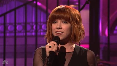 carly rae jepsen all that carly rae jepsen is all that in captivating snl visit