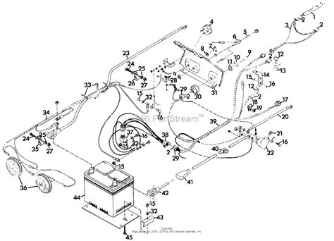 troy bilt tractor wiring diagrams troy get free image